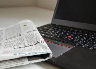Leitores preferem notícias locais na Internet
