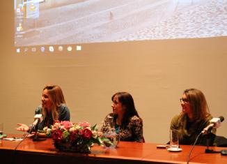 ESECS debateu jornalismo desportivo no feminino