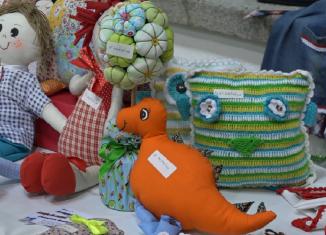 Natal Solidário no Mercado de Portalegre