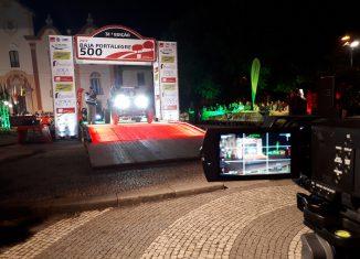 Cerimónia de abertura da Baja de Portalegre 2017