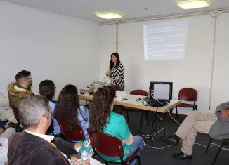 Workshops animam o coliseu de Elvas