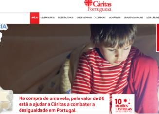 """Cáritas lança campanha """"10 Milhões de Estrelas – um Gesto pela Paz"""""""