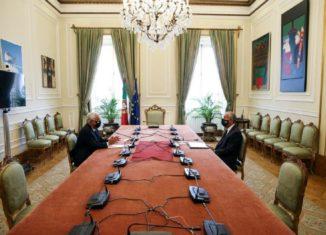 Primeiro-ministro reuniu-se com Marcelo para discutir um novo Estado de Emergência
